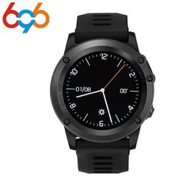 Wcdma Smart Watches Australia - EnohpLX H1 android 4.4 Smart watch waterproof android 1.39inch mtk6572 SmartWatch phone support 3G wifi GPS nano SIM GSM WCDMA