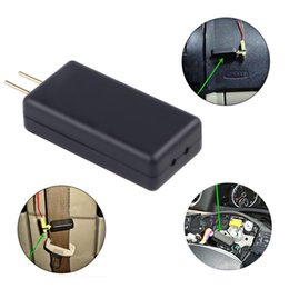 Car Airbag Systems Canada - Car Airbag Inspection Tool Car Tester Airbag SRS System Instead Of Repair Seat Belt Side Air Curtain Stethoscope