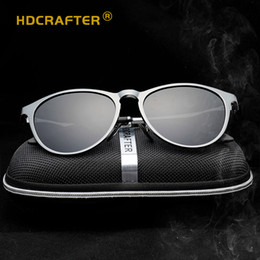 MagnesiuM glasses online shopping - HD Crafter Brand Aluminum Magnesium Men s Polarized Sunglasses European and American Drivers Driving Sunglasses L6625