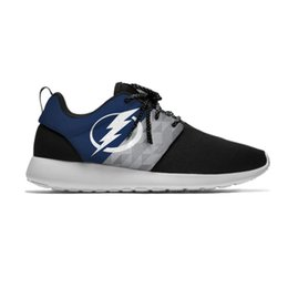 Discount bay sports - Lightweight Sport Lightning Shoes Breathable Casual Sneakers Men Women Tampa Bay Ice Hockey Fans Running Meshy Shoes