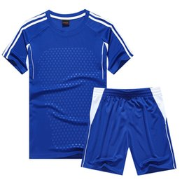$enCountryForm.capitalKeyWord UK - Football clothing suit men and women light board DIY adult short-sleeved competition training team clothing children's football clothing cus