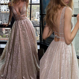 Robes soiRe online shopping - Sparkle Elegant Formal Evening Dress Evening Gown Long Sexy Prom Dress Special Occasion Dress Train Robe De Soire
