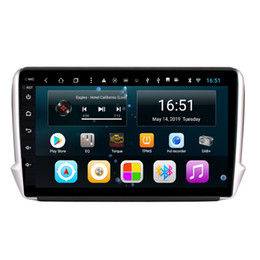 $enCountryForm.capitalKeyWord Australia - Android 9inch 8-core for peugeot 2008 208 2015-2016 Car Multimedia Player Radio Bluetooth GPS Navigation system language Wifi Head Unit