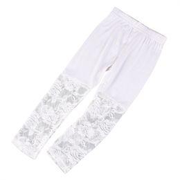 $enCountryForm.capitalKeyWord NZ - One Piece Modal Cotton Floral Lace Korean Style Child Kid Baby Girl Pants Leggings