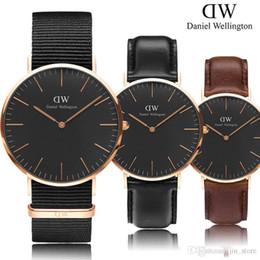 $enCountryForm.capitalKeyWord Australia - New Best seller Mens womens Daniel Wellington watches 40mm Men watches 36 Women Watches Quartz Watch DW Relogio Montre Femme Wristwatches