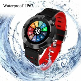Women S Smart Watches Australia - Men\'s And Women\'s Smart Watch Waterproof Tempered Glass Fitness Record Heart Rate Monitoring