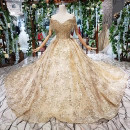 $enCountryForm.capitalKeyWord Australia - 2019 Luxury Lebanon Evening Dresses V Neck Short Sleeve Tassel Chest Backless Lace Up Back Sequins Crystal Beaded Pattern Formal Prom Gowns