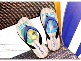 new Designer Rubber Non-slip sandals slippers for men Designer flower printed beach flip flops slipper summer Hawaii Beach slippers