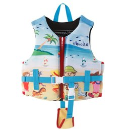 BaBy swim jacket online shopping - newao kids life vest life jacket swim surf kids jackets children vest jacket swim surf baby swimsuit
