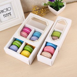 cupcakes packaging 2019 - Cake Holders Cake Boxes Portable Marolon Package Box Cupcake Box Party Gift Favor 10 Pieces ePacket cheap cupcakes packa