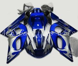 $enCountryForm.capitalKeyWord UK - High quality New ABS motorcycle fairings fit for YAMAHA YZF R6 1998 1999 2000 2001 2002 YZF R6 98 99 00 01 02 fairing kits custom blue gray