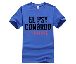 Tops & Tees New Fashion New Steins Gate El Psy Congroo Anime Mens Black T-shirt Size Cool Casual Pride T Shirt Men Unisex Fashion Tshirt Free Shipping