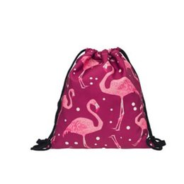 d5c7f46906 Kids String Bags UK - Digital Printed Backpacks Bag Oxford Clothing  Drawstring Pocket Shopping Travel Storage