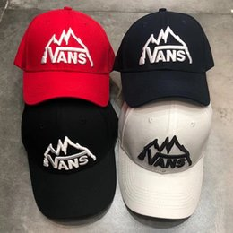 82112135343 Van hats online shopping - wans new hat men women kanye west hip hop  baseball cap