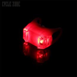 $enCountryForm.capitalKeyWord Australia - Outdoor Dynamic 2017 New Silicone Bicycle Safety Lighting LED Light Lamp Flashlight Bike low power consumption energy saving #78939