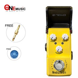 Wholesale Joyo Ironman Mini Series Effect Pedal JF Nebulous Phase Pedal Yellow
