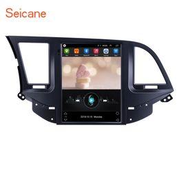 Hyundai steering wHeels online shopping - HD Touchscreen Android inch GPS Navigation Car Dvd Radio for Hyundai Elantra Bluetooth WIFI support Steering Wheel Control