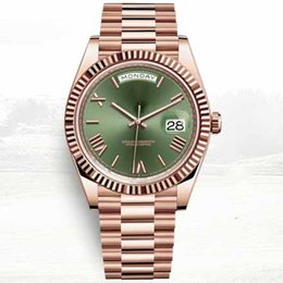 Original autOmatic watch papers online shopping - 12 style luxury watch mm Automatic watch K gold luxury mens watches Original box papers movement watch watches
