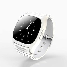 Smart Watch Android Sync Australia - 2019 smart watch sport M26 sync phone calls Anti-lost wrist watch for ios and android