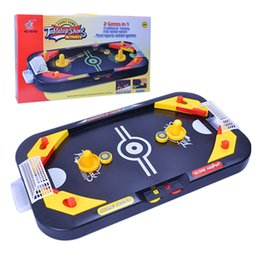 $enCountryForm.capitalKeyWord Australia - Mini-Explosive 2in 1 Hockey Table-to-Table Competitive Games Mini-Hockey Table Interactive Children's Puzzle Toys Gift