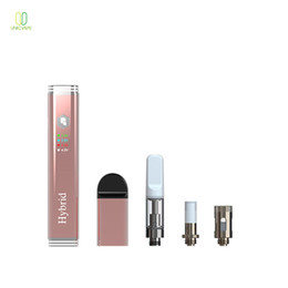 rising vape Australia - High Quality Dab Vape Pen With Various Color Rose Gold 500Mah 510 Battery New Vaping Devices