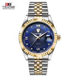 $enCountryForm.capitalKeyWord Australia - Tevise Top Brand Luxury Men Watch Men's Fashion Business Waterproof Wristwatch Male Automatic Mechanical Watch Relojes Hombre J190614