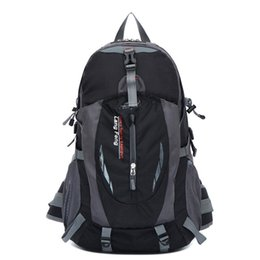 Red Rose Black Bag UK - Fairy2019 Time Leisure Outdoors Record Hill Tourism Backpack Will Capacity Waterproof Both Shoulders Package 40 Rise Bale