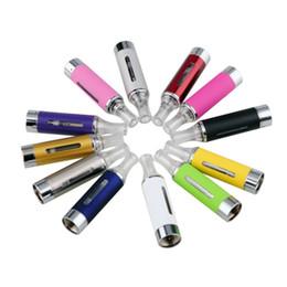 $enCountryForm.capitalKeyWord Australia - MT3 Clearomizer Empty Vape Pen Cartridges 2.4ml Tank EVOD Ecig Oil Cartridge Dab Pen Wax Vaporizer For ego t E Cigarette Battery