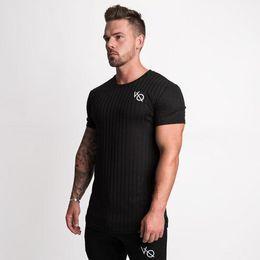 T Shirt High Elastic Men Australia - New Training Brother Fitness Long Sleeve High Elastic Men's Tights Running T-Shirt Men
