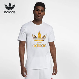 hot tee shirts Australia - 2019 Shirt Short Sleeve t shirt Printed Cotton Luxury fashion T-shirt Men Clothing Hot Sales Cotton New NO