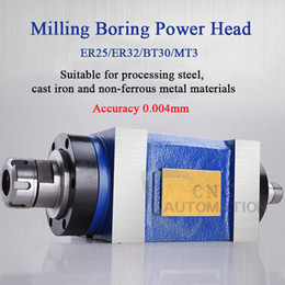 $enCountryForm.capitalKeyWord Australia - Boring Milling Drilling Power Head machine tool spindle cnc Spindle BT30 MT3 ER25 ER32 Machine tool transformation