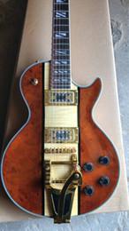 Mahogany Electric Guitar Bodies Australia - Manufacturer custom new jazz electric guitar mahogany body dress neck, professional custom