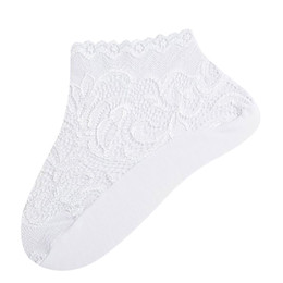 $enCountryForm.capitalKeyWord UK - Summer Sexy Retro Lace Floral Mesh For Women Girl Socks Elastic Soft Women's Socks Short Chaussette Sox#p8