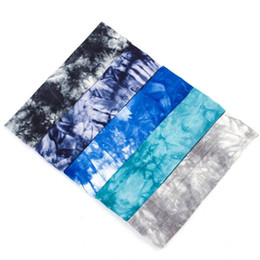 $enCountryForm.capitalKeyWord UK - MUMIAN 2018 Sports Fitness Sweat Yoga Elastic Hair Band Tie Dye Cotton Print Headband #287803