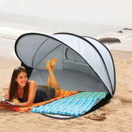 $enCountryForm.capitalKeyWord Australia - Automatic 1-2 Person Use Good Quality 190T Anti-UV Beach Tent Sun Shelter Beach Playing Camping Tent