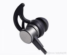$enCountryForm.capitalKeyWord Australia - SLS100 stereo wireles bluetootsh 4.1 sports earphone magnetic head inear supper bass music headset neckband headphone with package 60X