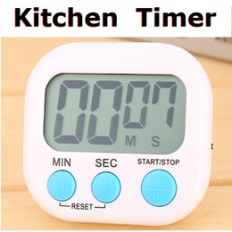 magnetic timers Australia - New Upgrade Digital Kitchen Timer Big Digits Loud Alarm Magnetic Backing Stand with Large LCD Display for Cooking Baking Sports Games Office