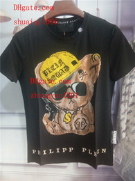 $enCountryForm.capitalKeyWord Australia - 2019 mens clothes fashion classic mens stripe printing t shirt Simple style cotton t-shirt casual polo shirt male tracksuit qds-15