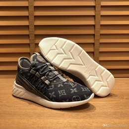 Discount perfect sneakers - 2019R men's casual sports shoes perfect men's lace-up sneakers, with micro-standard, with the original box fas