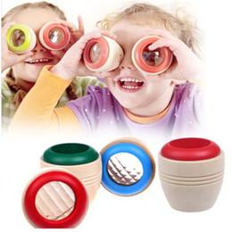 $enCountryForm.capitalKeyWord NZ - Wood Bee-eye Interesting Effect Magic Kaleidoscope Explore Baby Kids Children Learning Educational Puzzle Toy