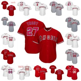 333d948c173 Angels jerseys online shopping - Angels Jersey Shohei Ohtani Los Angeles  Mike Trout Albert Pujols Justin