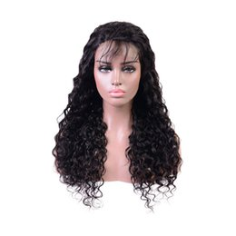 $enCountryForm.capitalKeyWord Australia - 10-24 Inch Hot Sale Natural Soft High Quality Human Water Wave Black Virgin Hair Real Hair Set