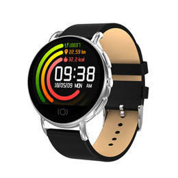 Men watch guanqin online shopping - T7 Smart Watch Men Women Sport Digital Watch Motion Record Blood Pressure Call Message Reminder Smartwatch Man For Android Ios MX190716