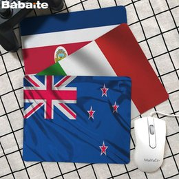 $enCountryForm.capitalKeyWord NZ - Babaite Personalized Cool Fashion Flag Picture Beautiful Anime Mouse Mat Smooth Writing Pad Desktops Mate gaming mouse pad