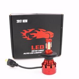 H11 online shopping - 2PCS V W H4 Led K H7 White K K H8 H11 Powerful Chips Car Headlight HB3 HB4 Auto HeadLamps led kit