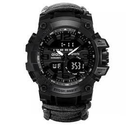 Watch For Men Blue Australia - Men Sports Watches Quartz Luxury G Style Outdoor Digital Wrist Watch For Men Clock Waterproof Relogio Masculino