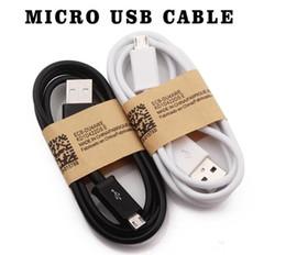 Großhandel Micro-USB-Kabel ist die Datenübertragung für Huawei Samsung-Handy und Android-Handy in China