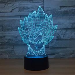 $enCountryForm.capitalKeyWord Australia - Creative 3D Led Nightlight Usb 7 Colorful Visual Dragon Ball Character Desk Lamp Lighting Home Decor Sleep Light Fixtures Gifts
