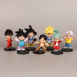 $enCountryForm.capitalKeyWord NZ - Dragon Ball 12CM SH Figuarts Super Saiyan Son Goku Vegetto Vegeta Trunks 8CM PVC Action Figures Dragon Ball Z Collection Model Dolls Toy