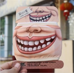 pig face masks UK - Mask Mouth Face Dustproof 3D Cotton Cartoon Cute Pig Mask Personality Washable For Women Men Fa RB5Q